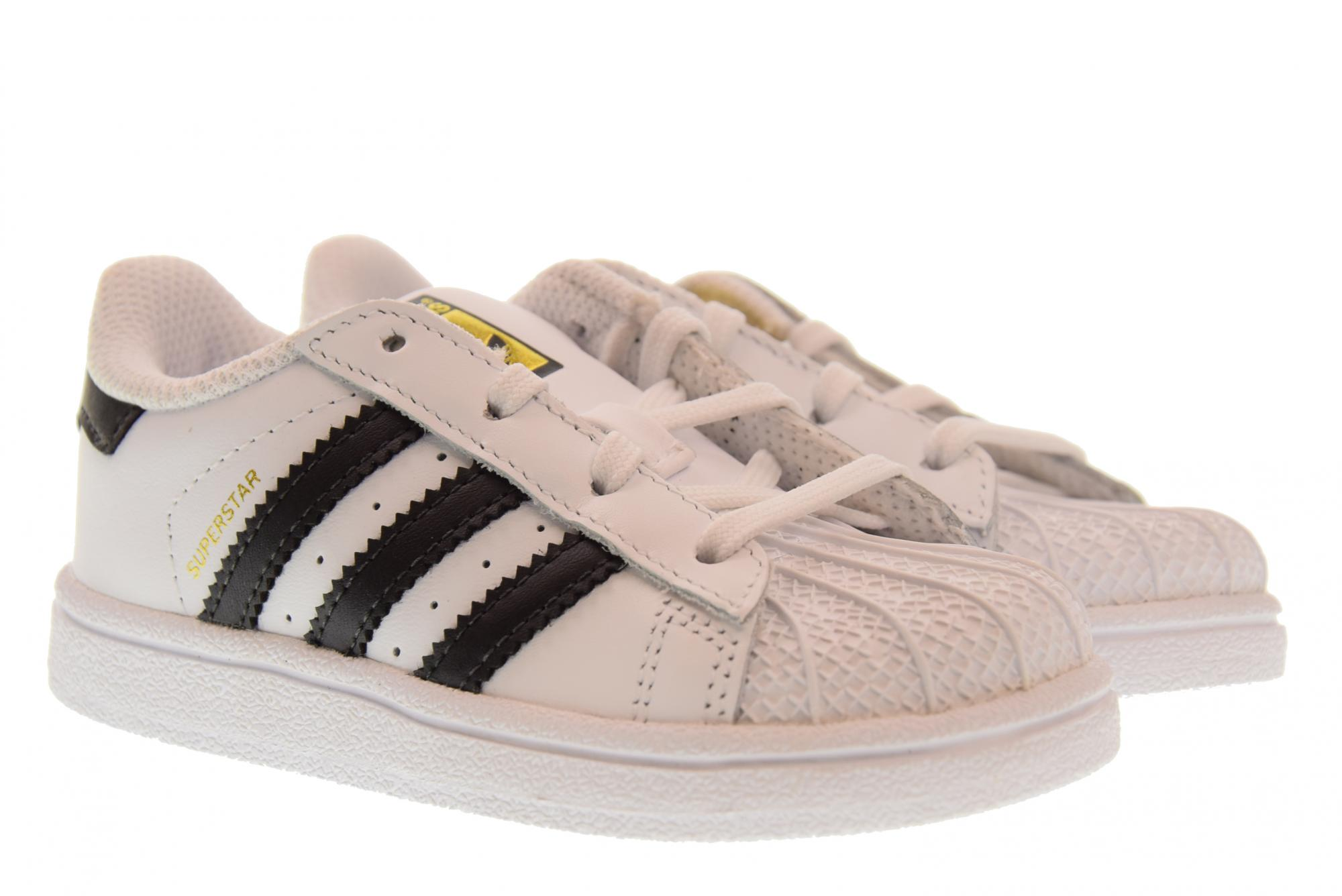 meet c8bdb ef10b Adidas scarpe junior bambino sneakers basse SUPERSTAR I BB9076 A18
