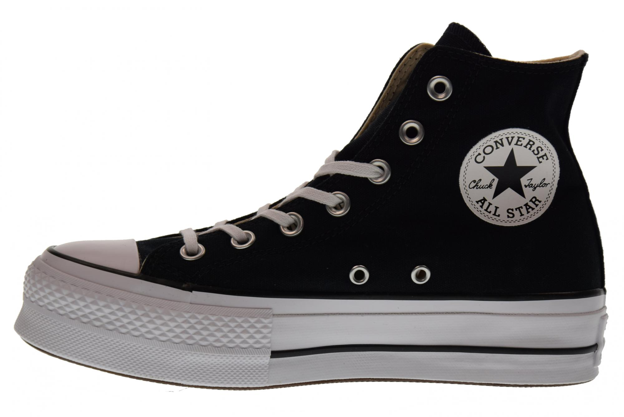 Converse Shoes 560845c Platform Sneakers A18us Woman Lift Ctas High f7bgmY6vIy