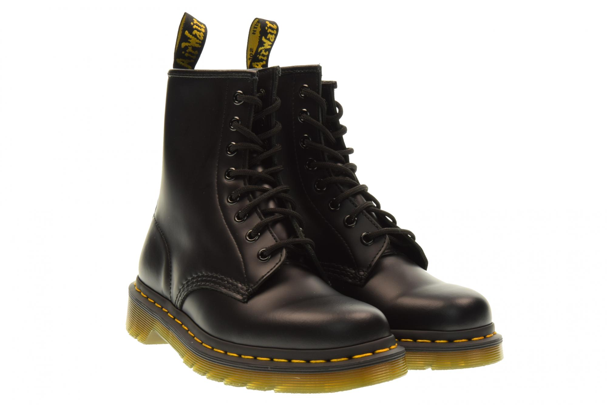 the best attitude 498e9 4a4e8 Nero martens scarpe