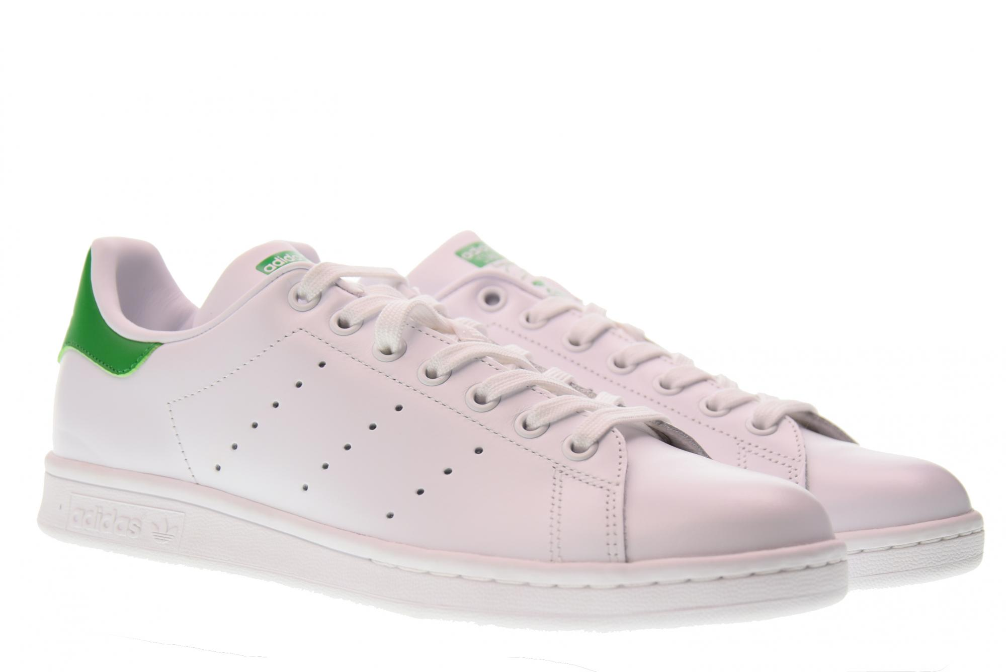 new arrival ab885 86102 Adidas scarpe unisex sneakers basse M20324 STAN SMITH A18