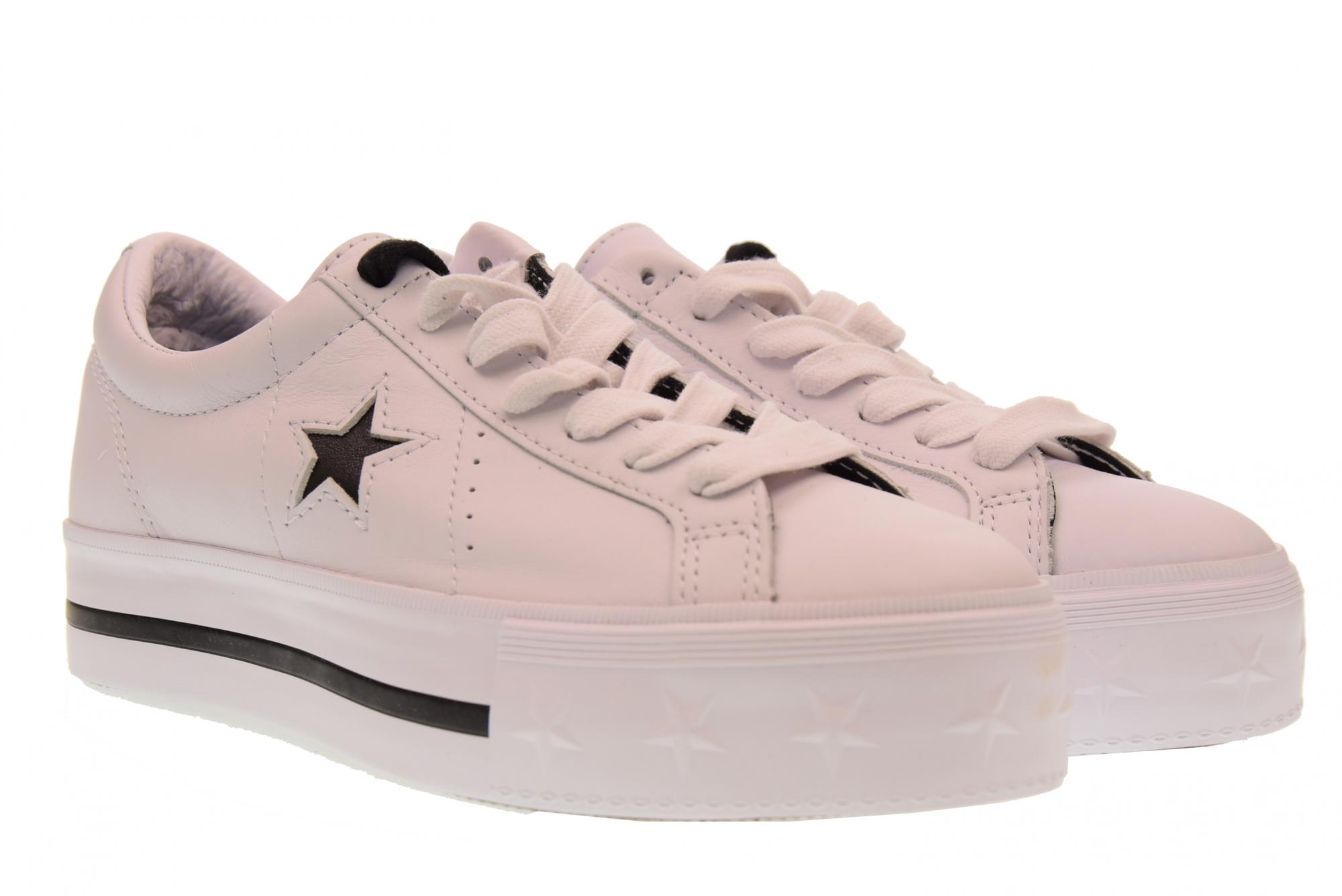 Converse A18u shoes woman low platform sneakers 562735C ONE STAR PLATFORM OX 9b0601d2947