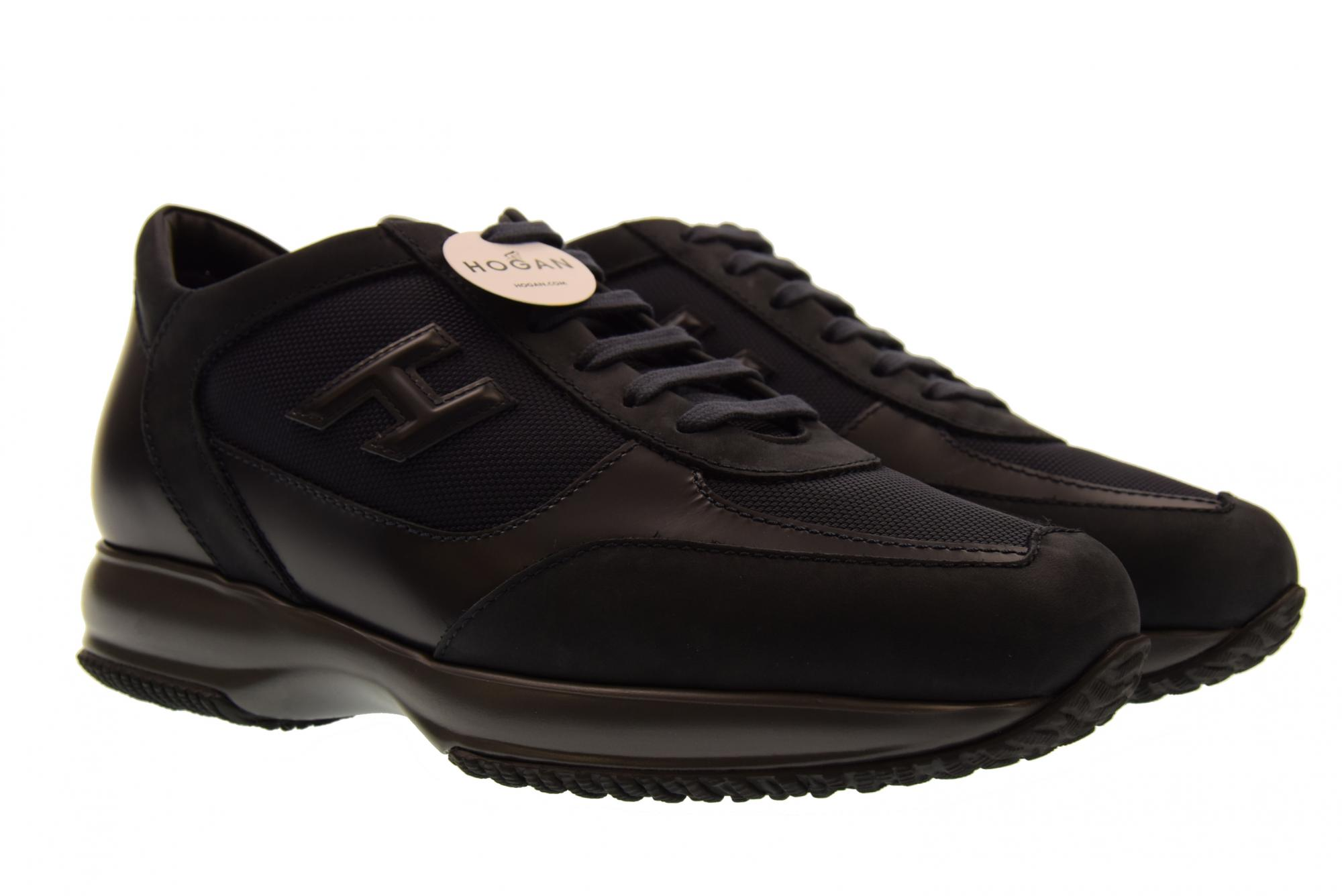 2e83c07362 Hogan A18u shoes men sneakers HXM00N0I980E1I710E NEW INTERACTIVE MOD H 3D