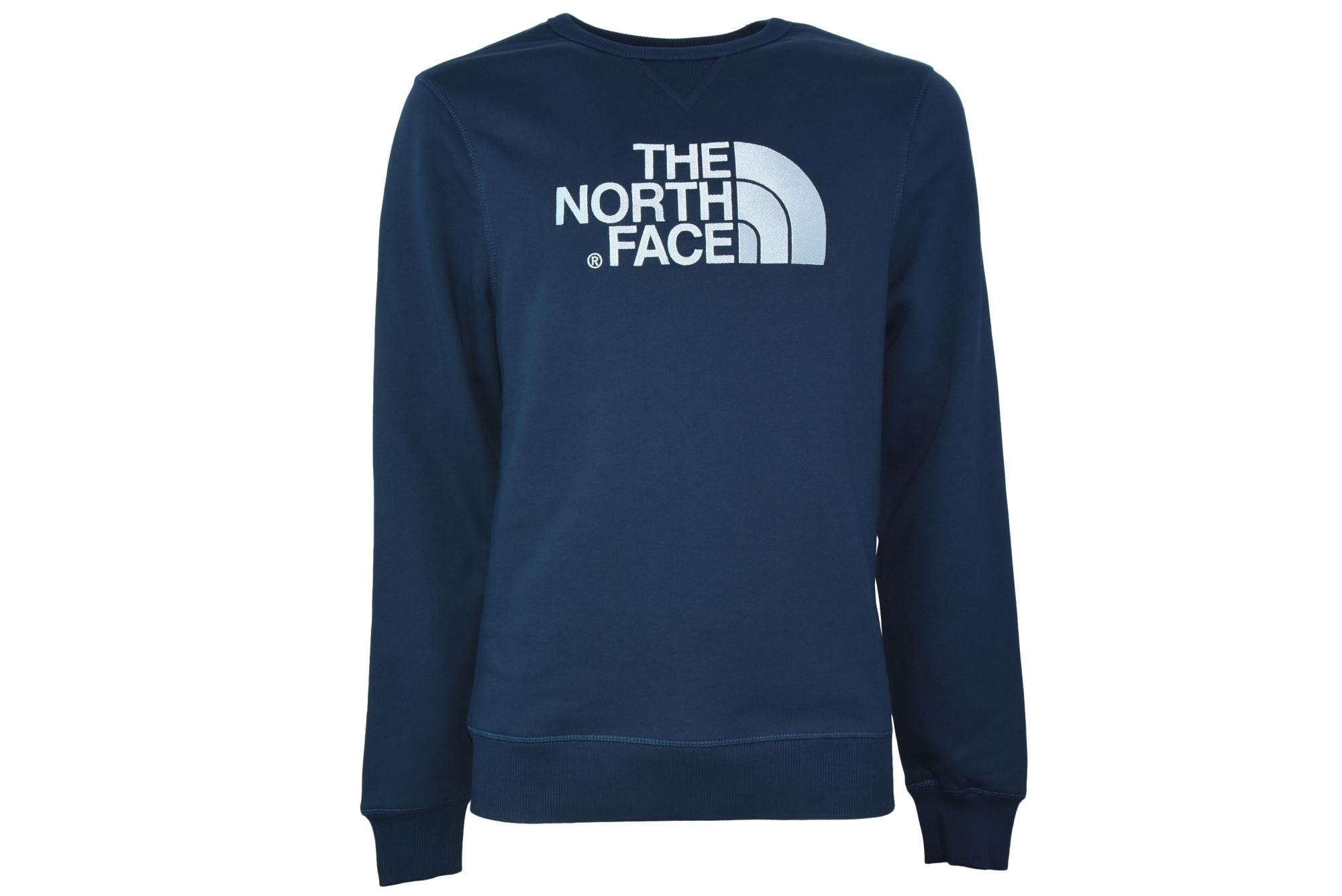 Details about The North Face A18u men s clothing crew neck sweatshirt  T92ZWRH2G M DREW PEAK CR 369e151d3065