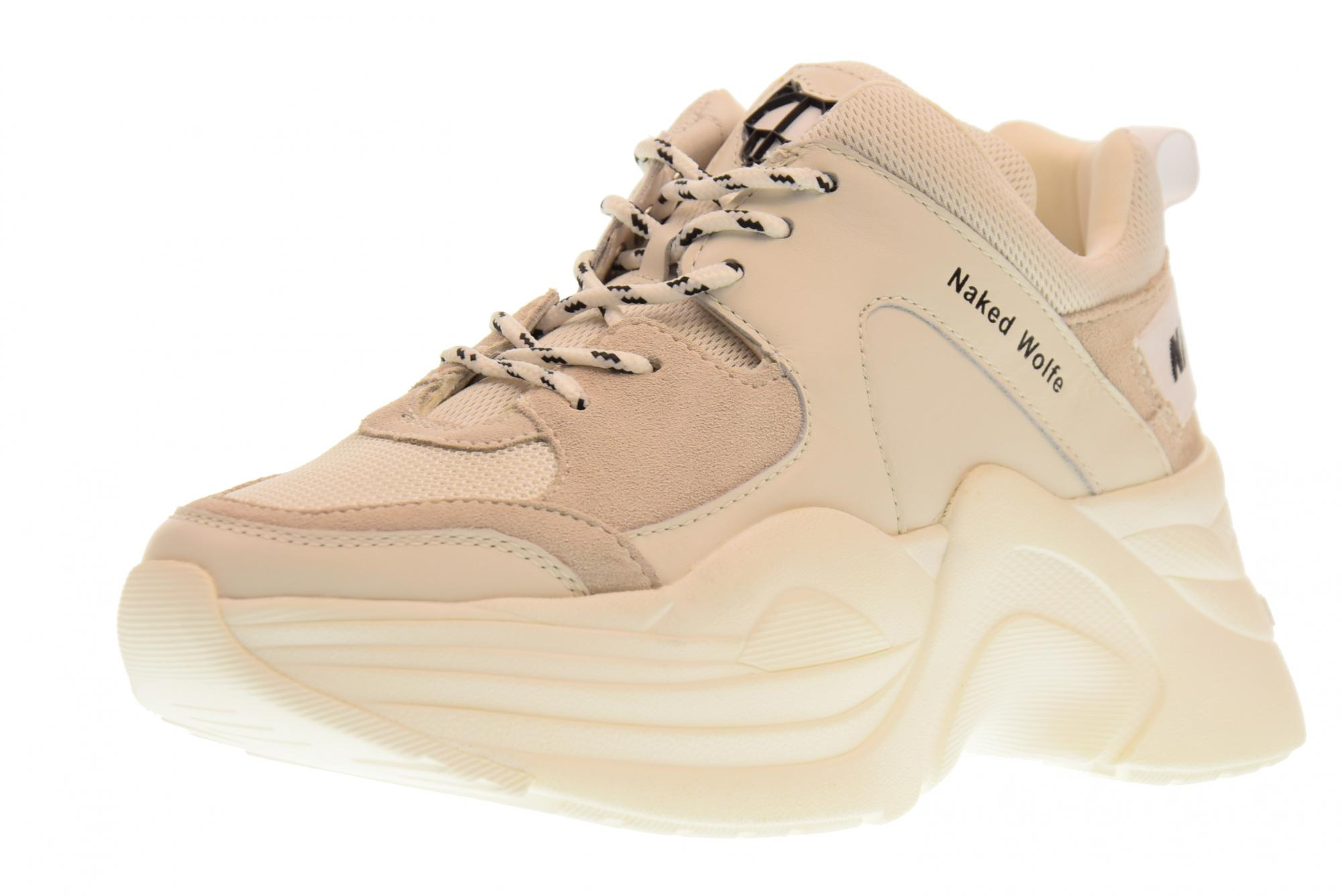 Naked Planos Mujer Con Plataforma Zapatos White ComboEbay Wolfe Track De A18s bYf7Iv6yg