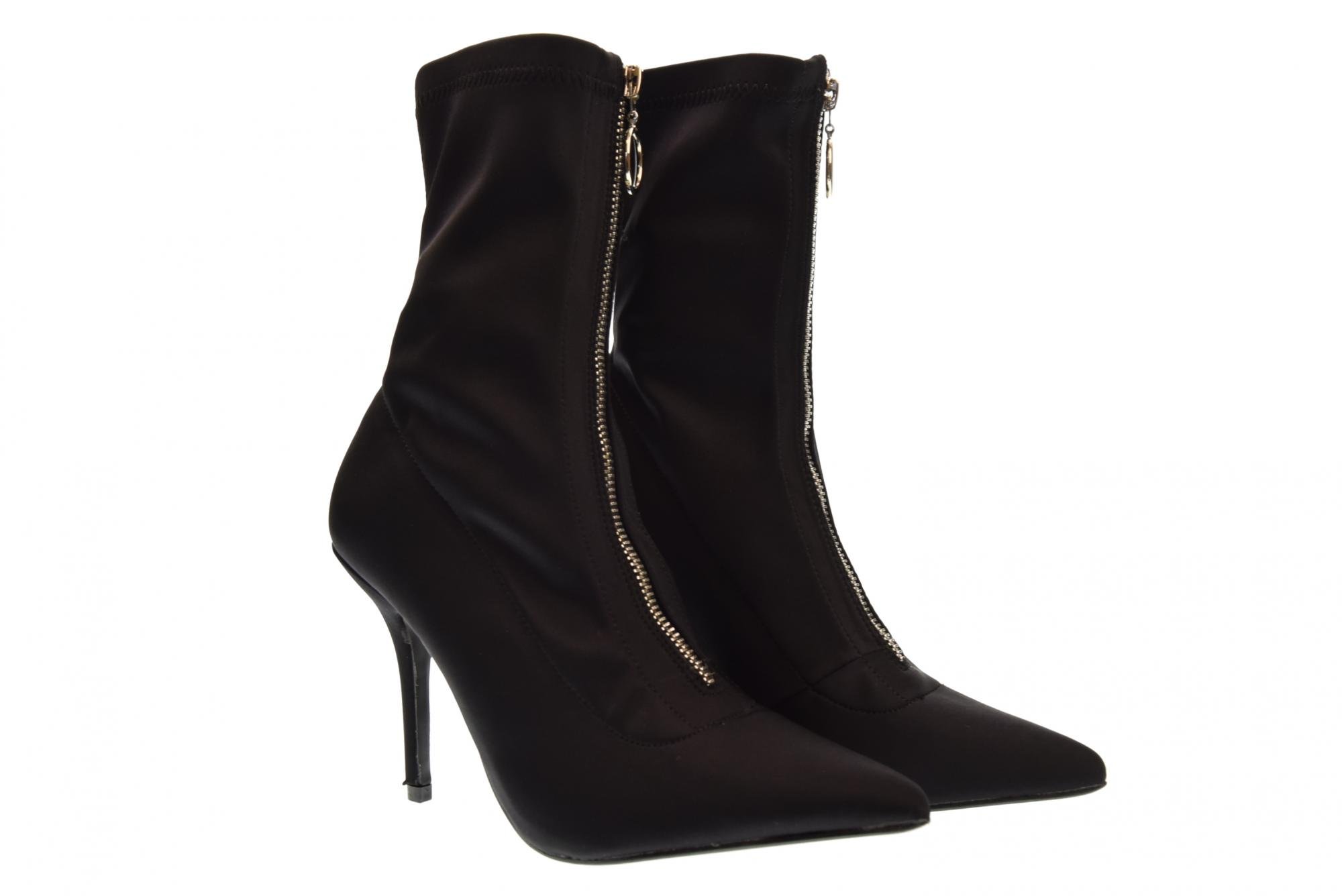 Or & or a18g chaussures Femme Bottines bottes gd05 noir
