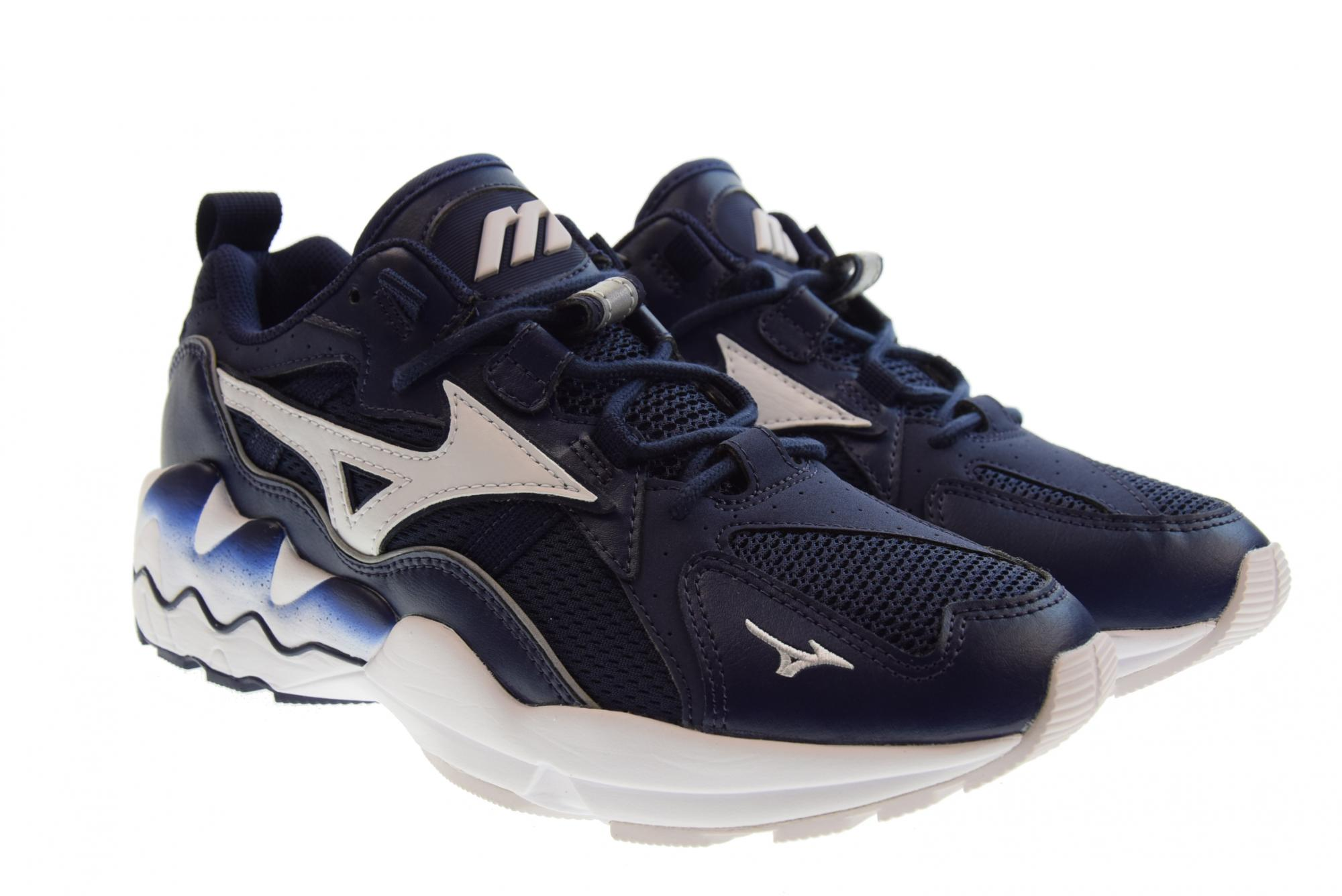 check out bb1ee fee92 Details about Mizuno 1906 P19u shoes men low sneakers D1GA192713 WAVE RIDER  1