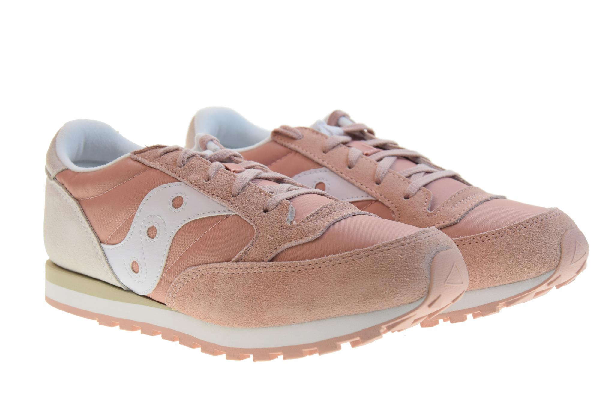 939598527a Details about Saucony P19u shoes girl sneakers low SK161004 JAZZ ORIGINAL