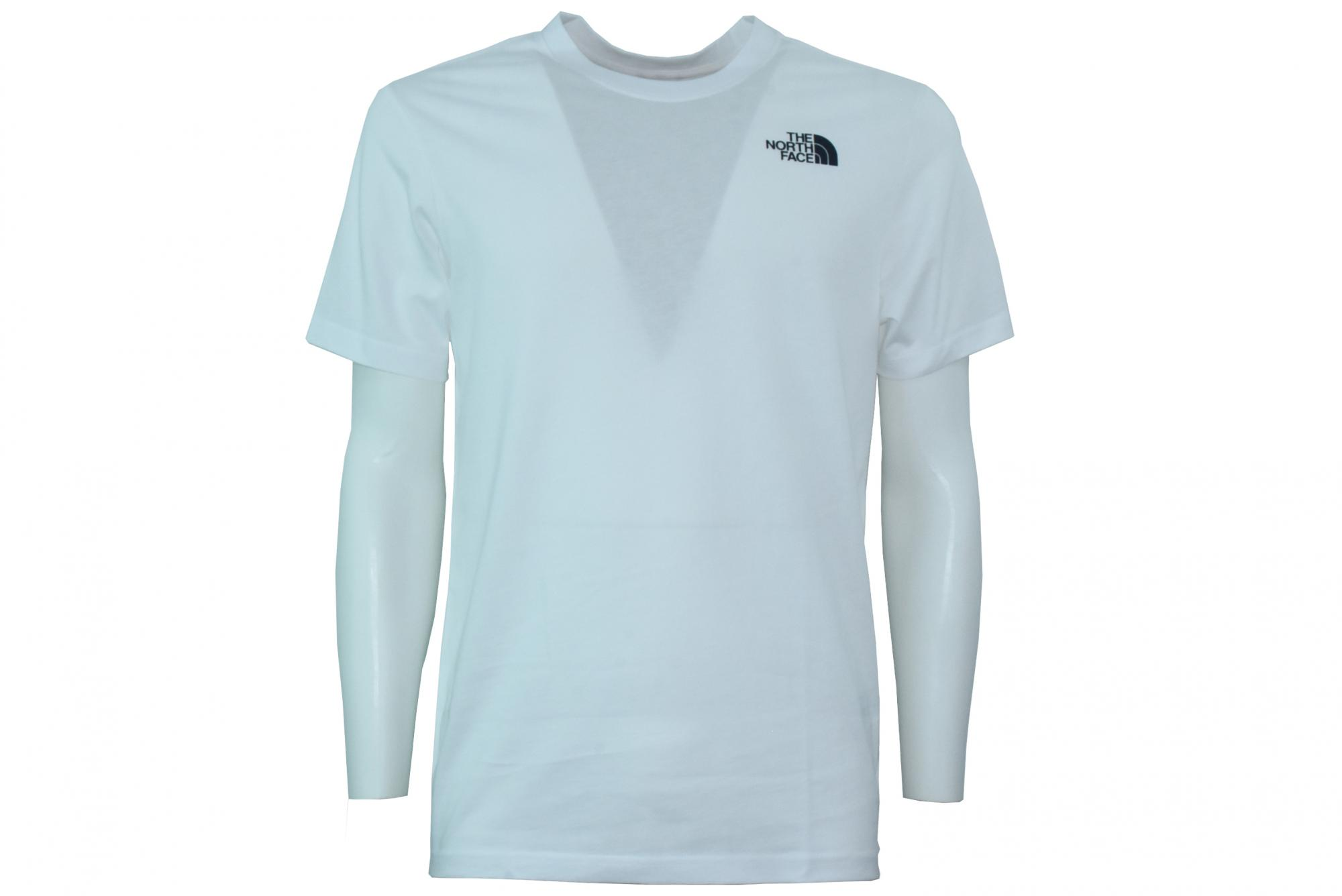d957c0fca Details about The North Face P19u man short sleeve T-shirt T92ZXESFT M SS  REDBOX CEL TEE