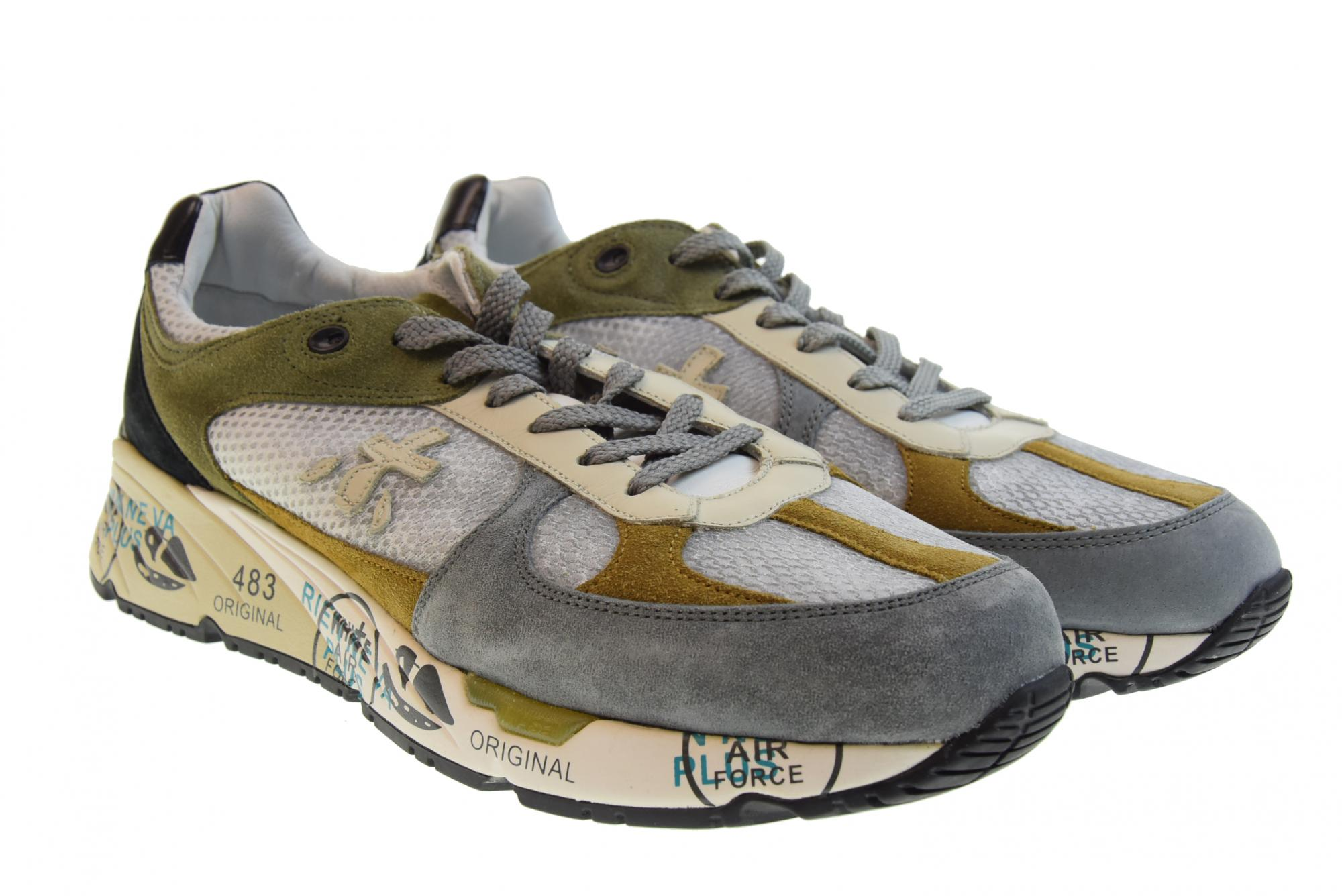 Details about Award Winning Shoes Man Sneakers Low Mase 3887 p19 show original title