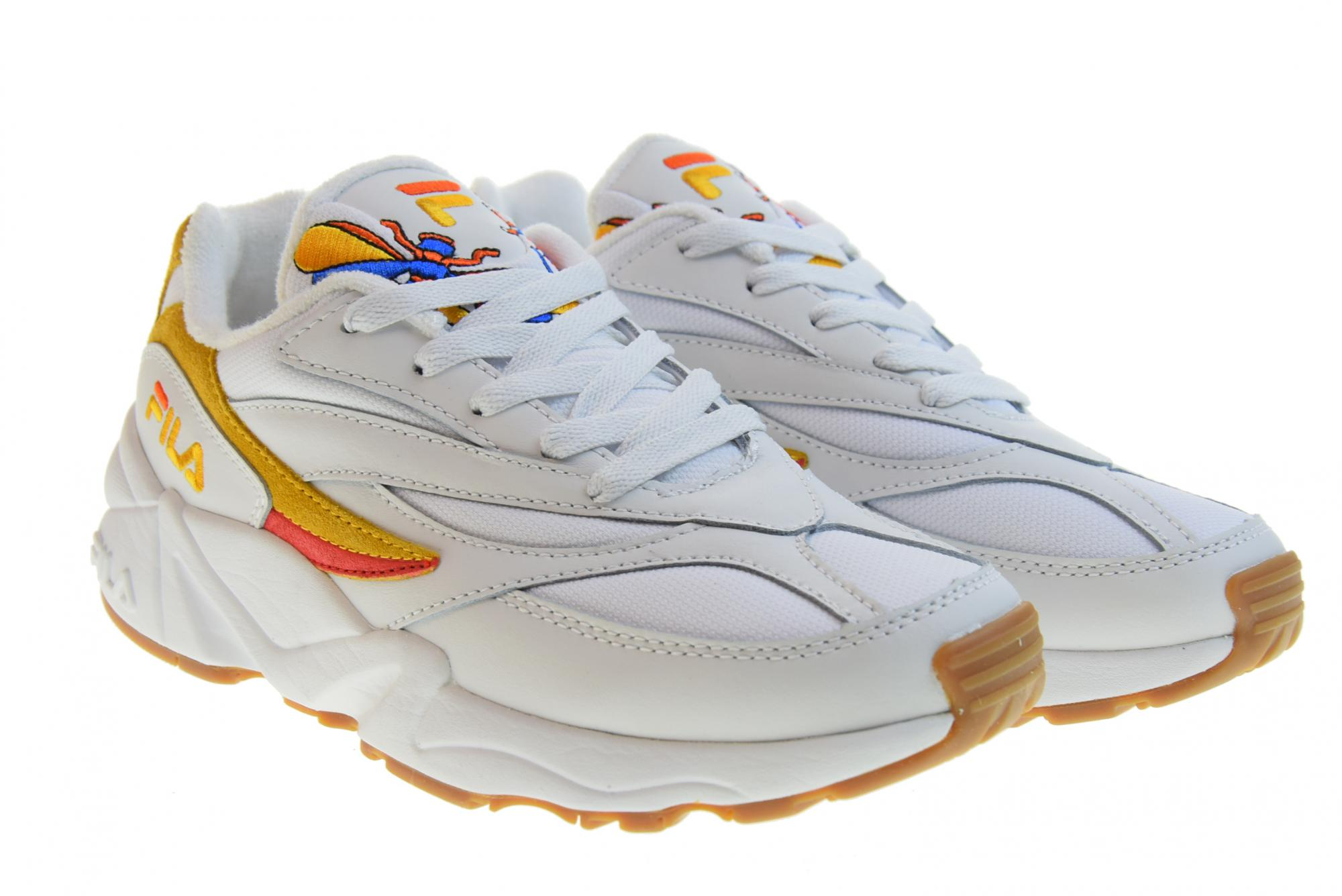 Details about Fila P19us women's shoes low sneakers 1010601.90A V94M CALABRONE LOW WMN