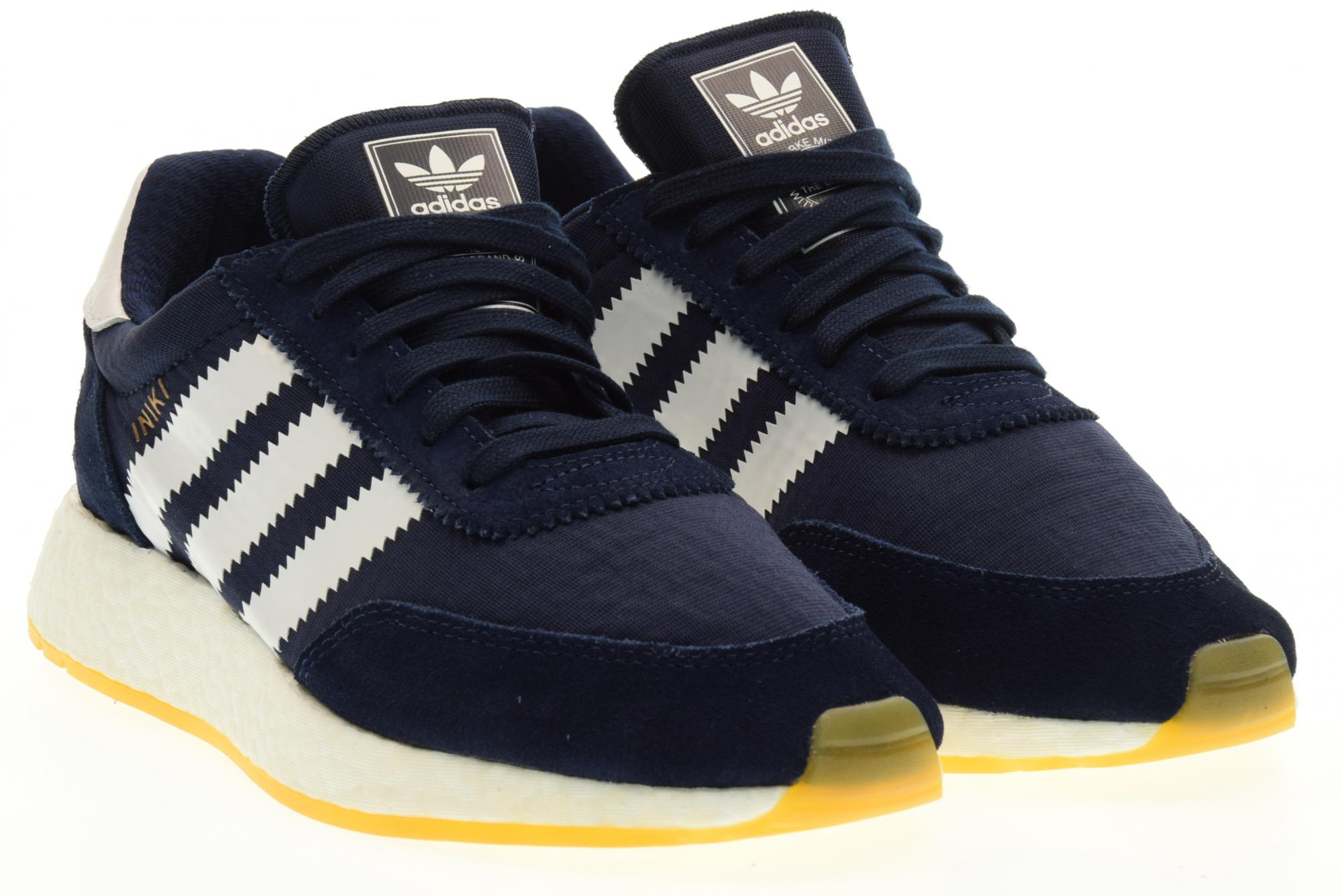 sports shoes 48dea c6278 Adidas scarpe uomo sneakers basse BY9729 INIKI RUNNER A17