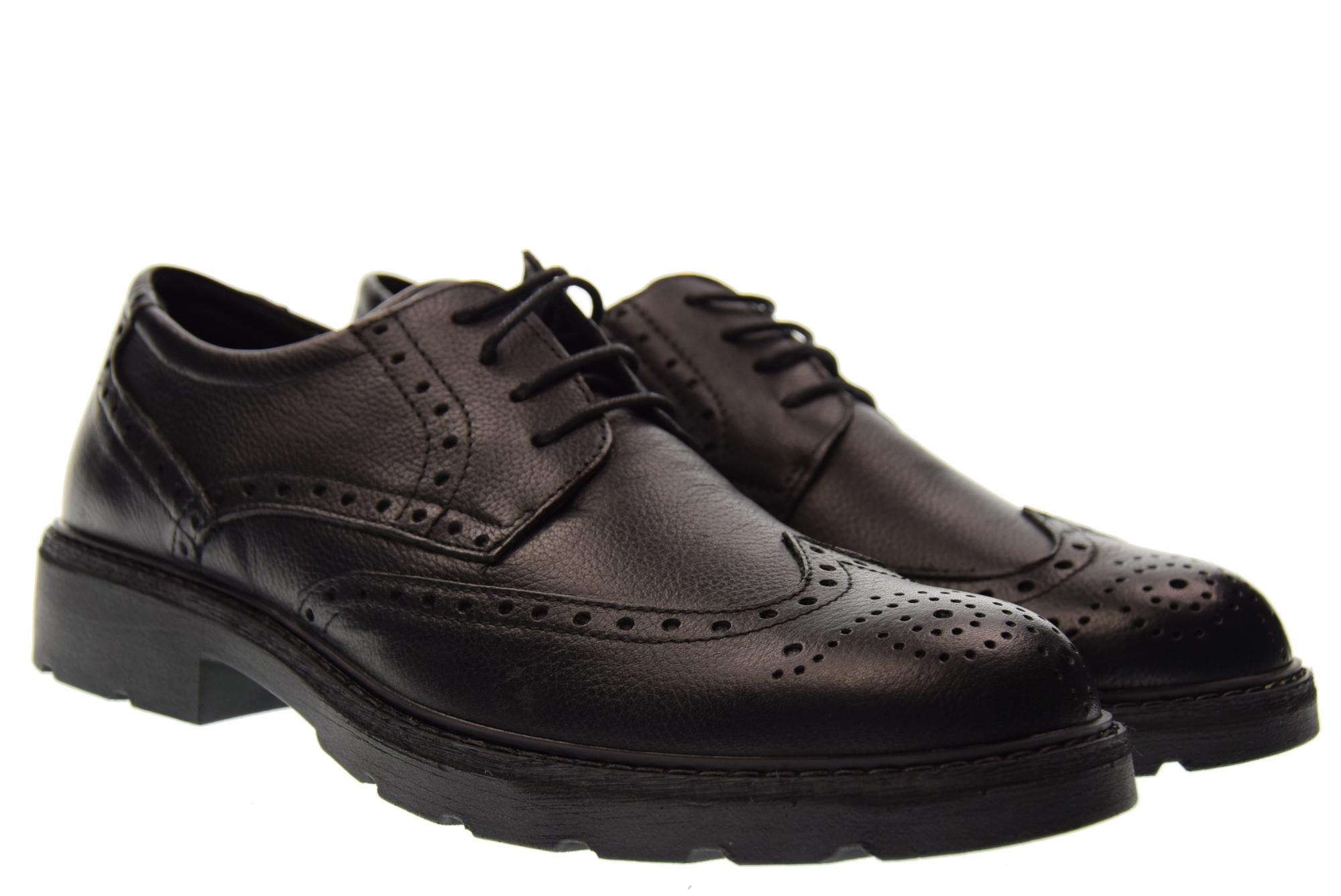 Enval Soft A17f Chaussure homme Anglaises 88850 00 negro