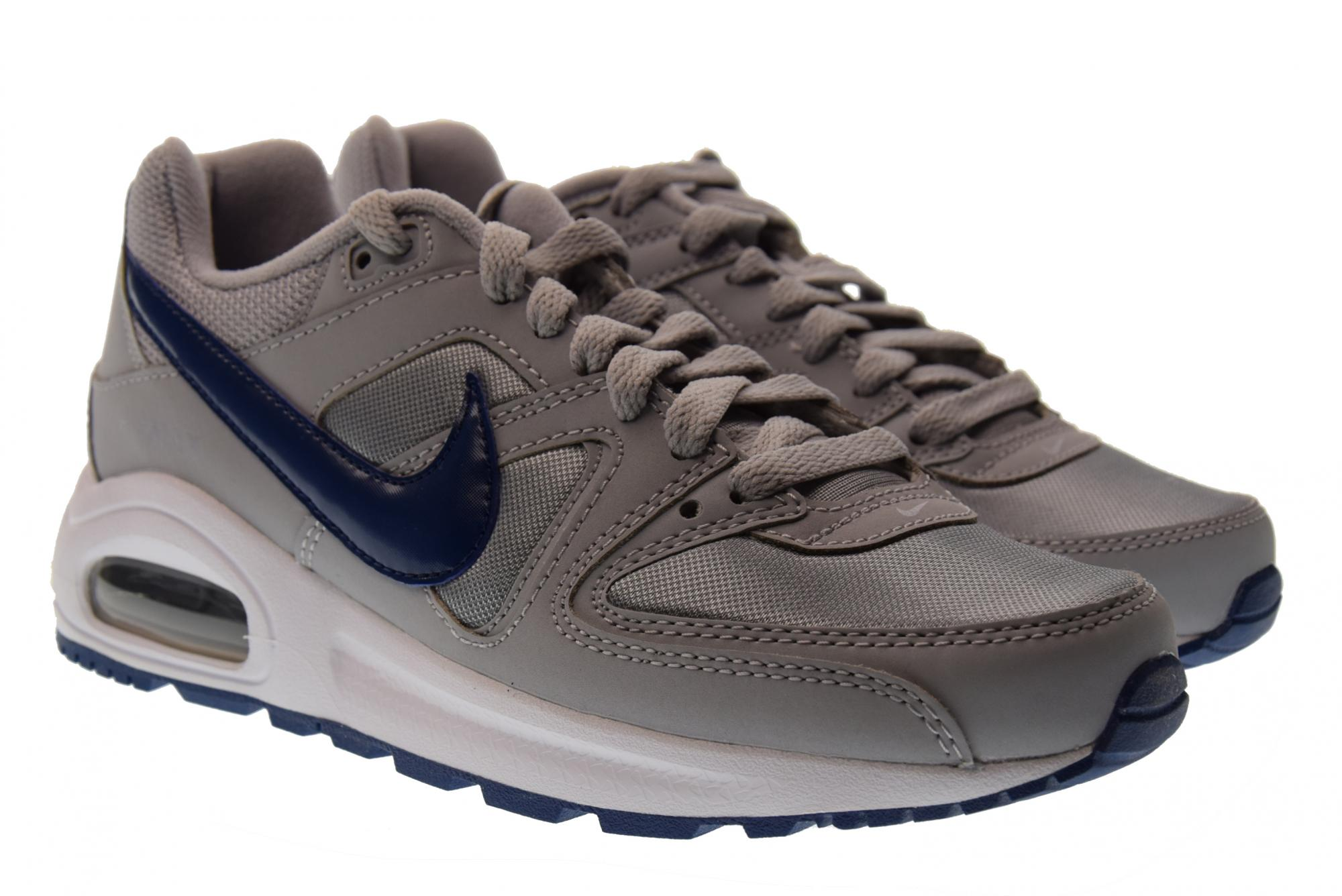 hot sale online b878e 1584b Nike scarpe unisex sneakers basse 844346 041 AIR MAX COMMAND FLEX GS P18