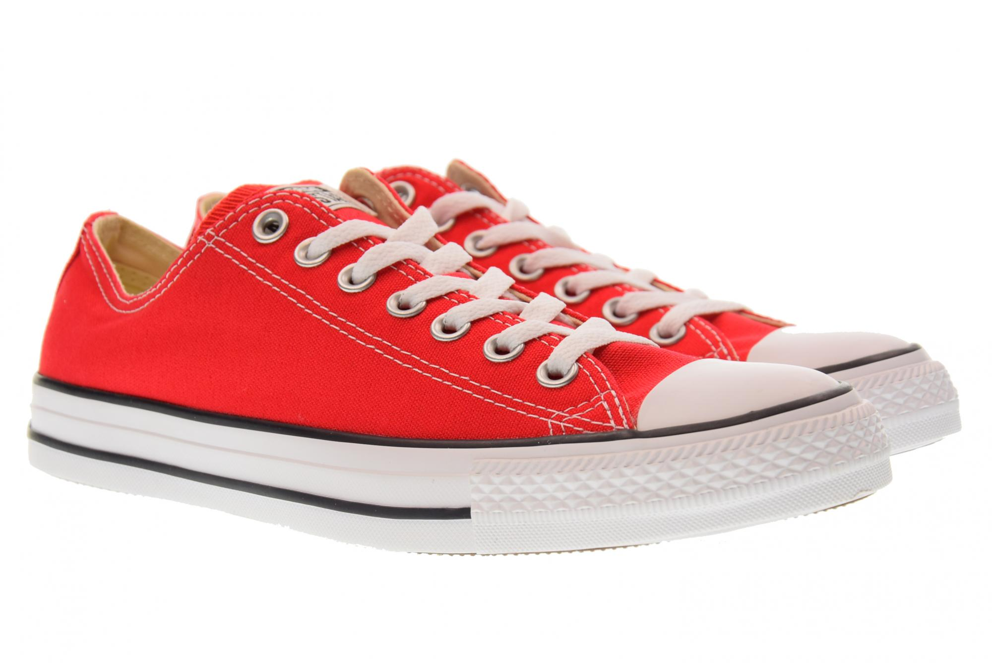 Sneakers   Converse   Rouge   ALL STAR OX M9696C   Livraison