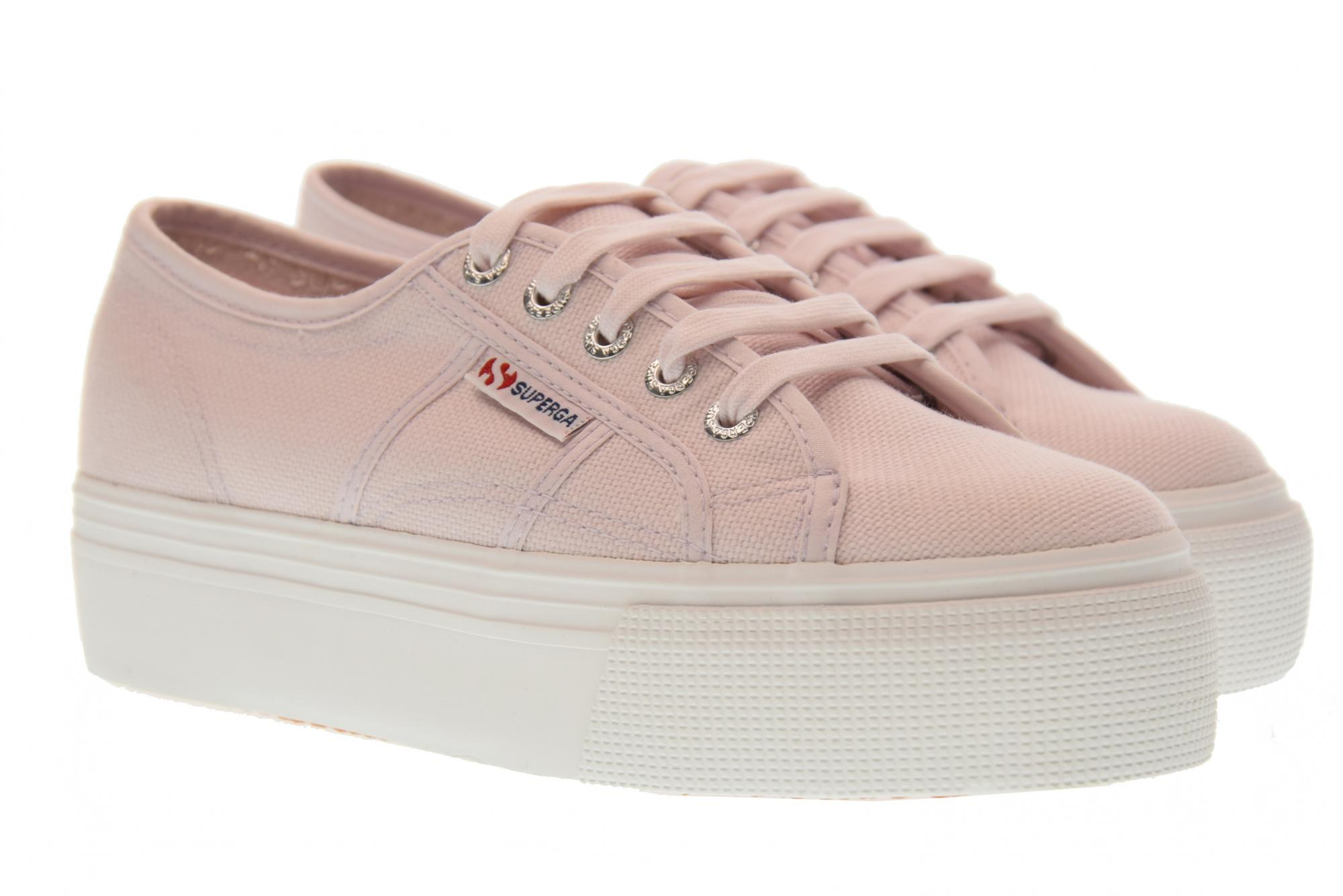 Superga scarpe donna sneakers piattaforma S0001L0 W52 2790 COTW UP AND DOWN P18